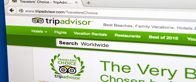 Les sites tripadvisor et zoover pour les campings et les hotels sont de puissants outils marketing