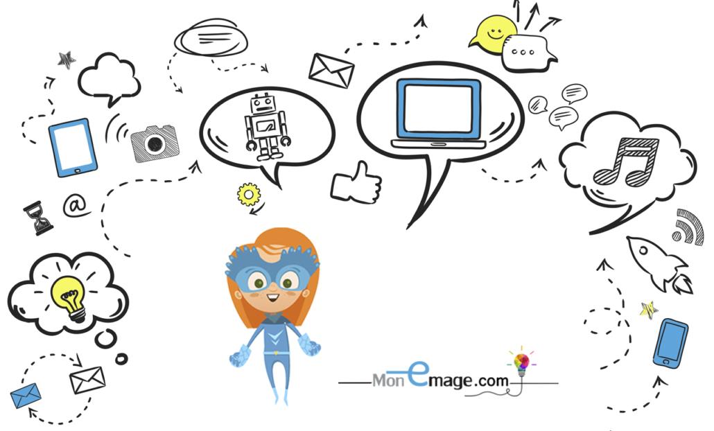 Mon-emage.com attache un attention particulière au SEO de votre site Inernet.